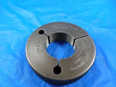 1 34 20 Ns 3 Thread Ring Gage 1.75 No Go Only P.d. 1.7130 Inspection Tool