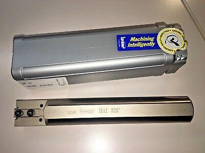 Hai 32c Indexable Steel Boring Bar - Iscar 2500370 New