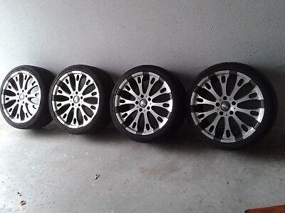 19 Zoll Alufelgen Proline 8,5J  H2  / Gutachten BMW E39 5, M5, 6, 7 und 8 gebraucht kaufen  Rastatt