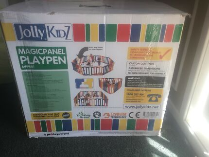 Jolly Kidz Giant Playpen