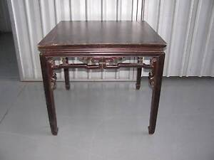 Chinese Antique Square Table Clayton Monash Area Preview