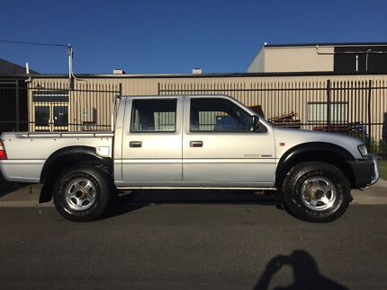 Holden Rodeo 4x4 Ute 1998 Clontarf Redcliffe Area Preview