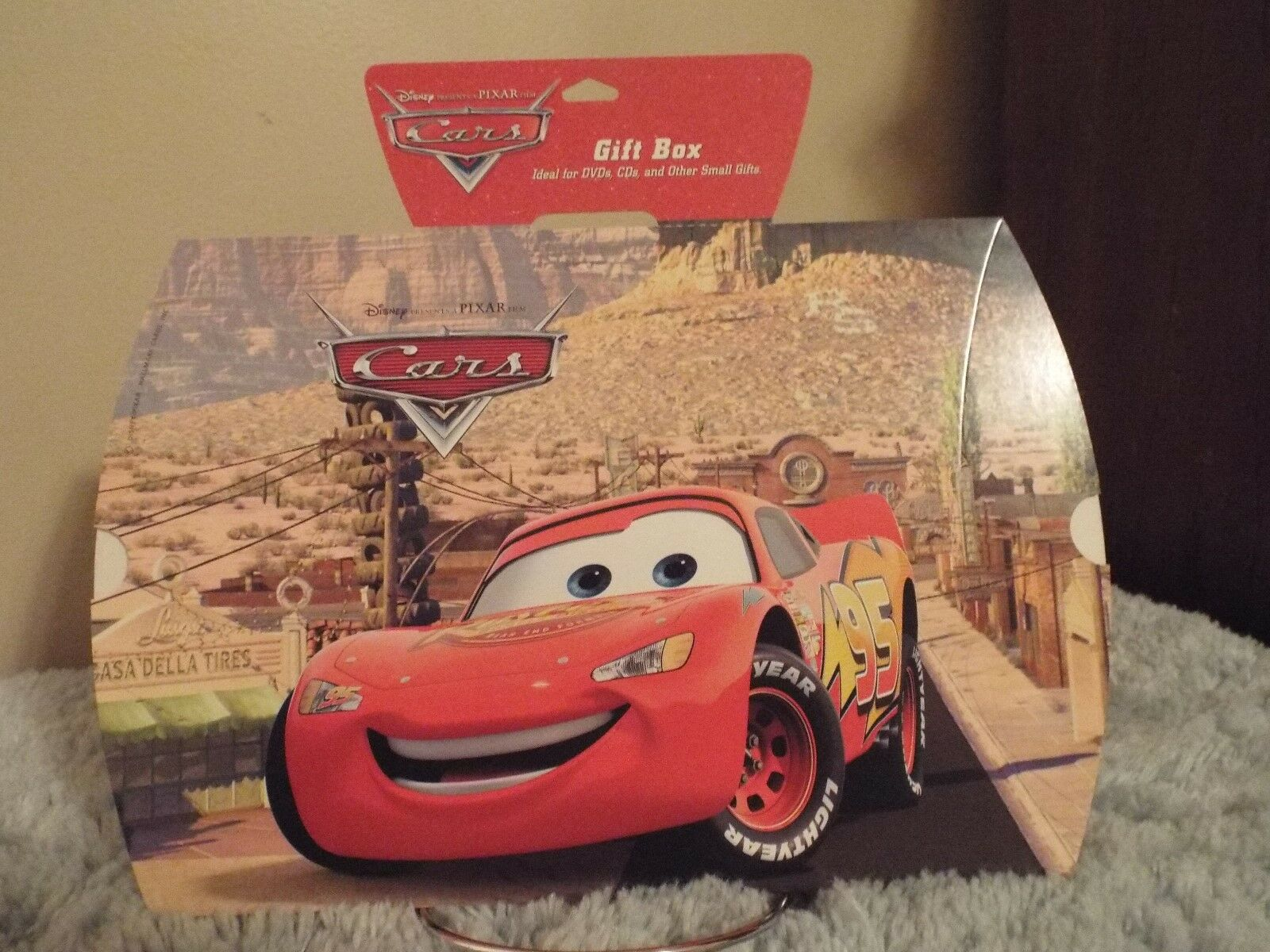 Disney Pixar Cars Gift Box