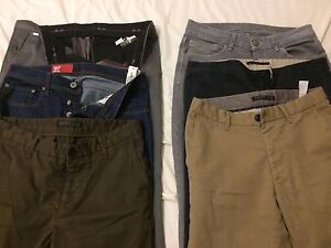 Lot of 5 Zara pants for men Casual and jeans size 30/38 and 31
