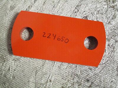 Allis-chalmers Tractor Drawbar Clamp 224650 Ca Wd Wd45 D10 D12 D14 D15 D17