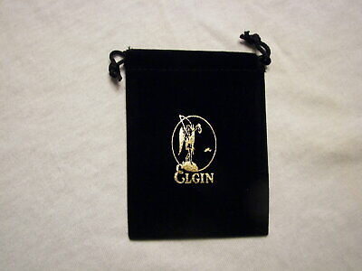 NEW ELGIN POCKET WATCH POUCH FREE SHIPPING