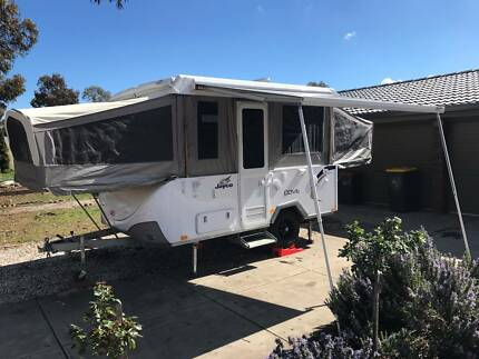 2016 Jayco Dove Touring Camper Trailer