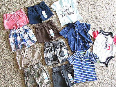 new baby boy clothing carters ... Image 1