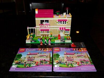 Lego Friends  3315 Olivia's House RETIRED Complete