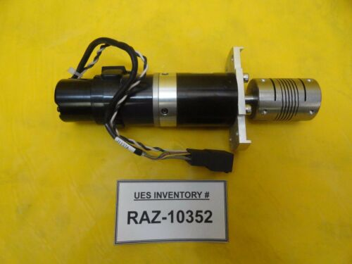 Harmonic Drive Rh-11d-3001-e100al Servo Actuator Rex Z Nikon Nsr-s205c Used