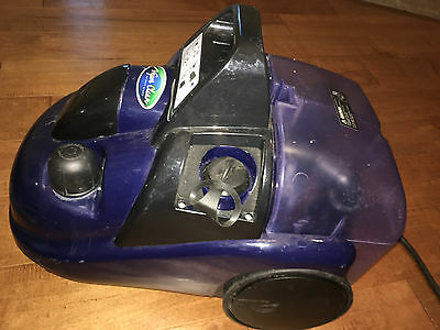 Vapor Purify GAIA Steam Cleaner,Extractor,Blower Vacuum Loaded with Accessories!