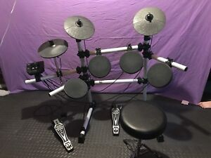 Univox Electronic Drum Kit.