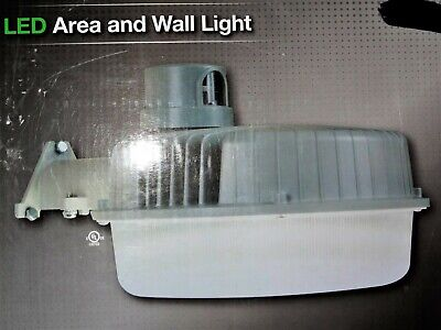~NEW~ All-Pro LED Dusk to Dawn Security Area Wall Light
