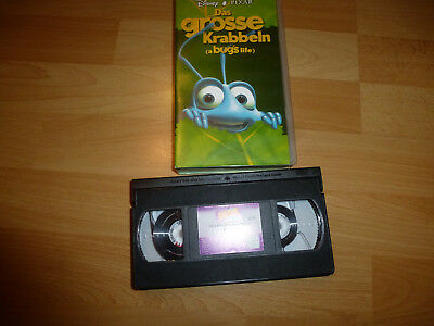 Das große Krabbeln, Walt Disney  Video