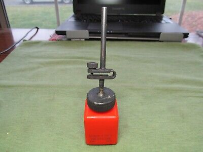 Ullman Magnetic Base For Dial Indicator - Made In Usa - Pn Db90
