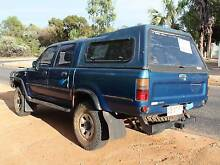1994 Toyota Hilux twincab Ute 4X4 Alice Springs Alice Springs Area Preview