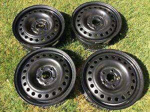 16 inch steel wheels rims - 2016 Honda Civic Used one winter