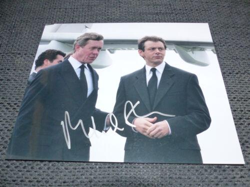 MICHAEL SHEEN signed Autogramm auf 20x25 cm Foto InPerson LOOK