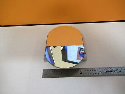 Optical Racetrack Large Mirror Laser Optics Mil Spec As Pictured 8m-a-57