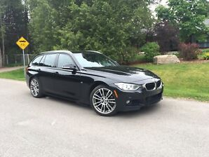 BMW 328i xDrive 2014 Touring Groupe sport M package