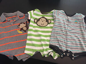 Baby boy summer outfits 3 months