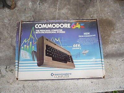Старинные компьютеры Commodore 64 Vintage Computer