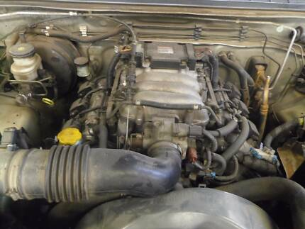 Holden Rodeo 3.5 ltr v6 engine