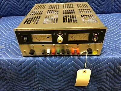 Kepco Power Supply Model Mps 620m
