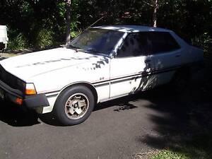 1981 Mitsubishi GLX Sigma Sedan Morayfield Caboolture Area Preview