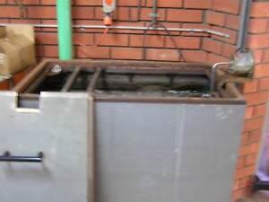 caustic tank  automotive Hackham Morphett Vale Area Preview