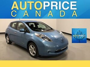 2013 Nissan LEAF SL LEATHER|NAVIGATION|BACK UP CAMERA