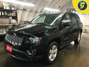 2016 Jeep Compass HIGH ALTITUDE*SPORT*4WD*LEATHER SEATS*SUNROOF*