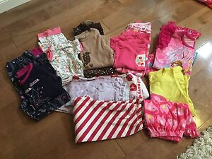 Size 4-5 Assorted Girls Clothes