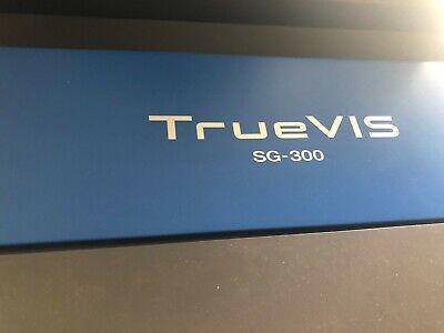 Roland Truvis 300 Large Format T-shirt Sticker Banner Printer