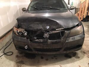 Body parts required 2008 BMW 328