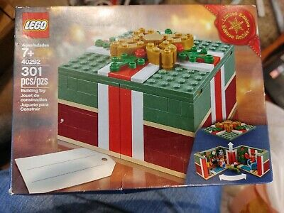 LEGO Christmas Gift Box 40292, Brand New