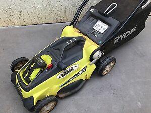 Ryobi Lawn mower 36V Redlynch Cairns City Preview