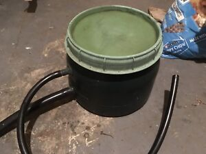 Tetra pond filter and submersible pump