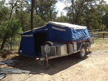 Camper trailer Bullaburra Blue Mountains Preview