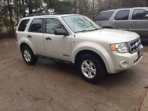2008 Ford Escape V6 AWD ( 4x4)