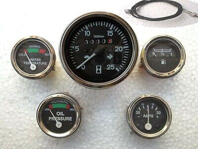 Gauge Set For Massey Ferguson Mf 35 F40 50 65 85 88 Super 90135 150 165 175 180