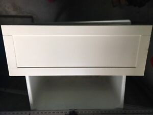 2 Portes Armoires blanches Moderne Style IKEA