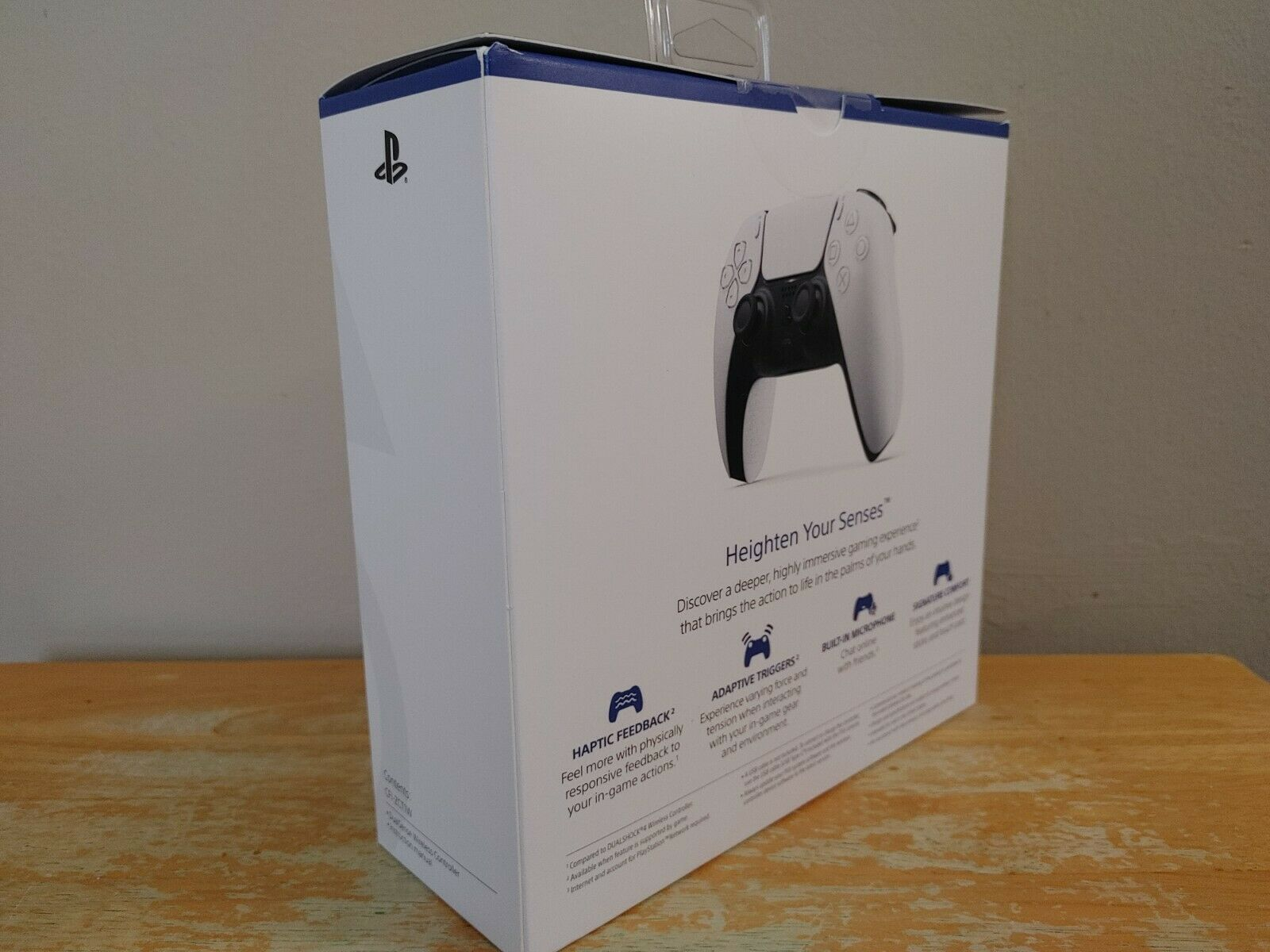 Sony PlayStation 5 DualSense Wireless Controller - Brand New Factory Sealed - $45.00