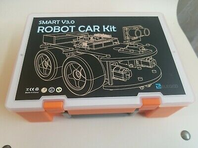 ELEGOO Smart Robot Car Kit V3.0, Toy Car Robotic Kit, STEM Kit - NEW!!