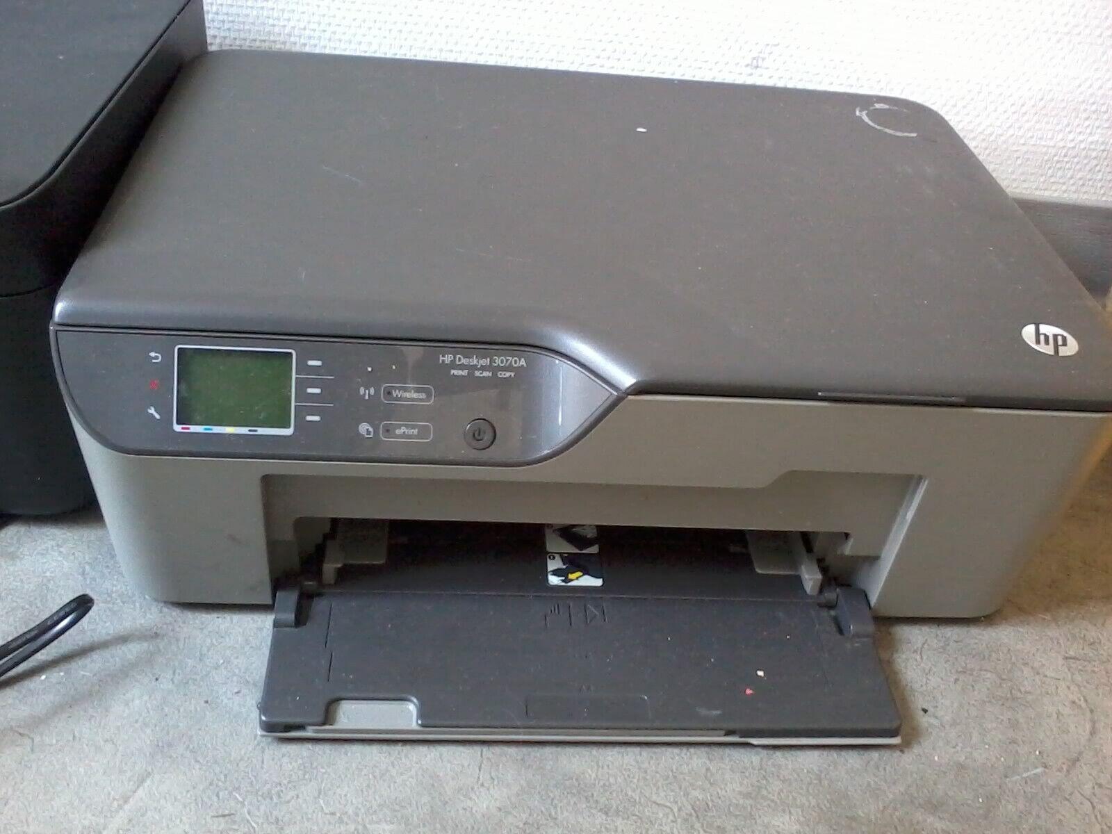 Imprimante pc hp deskjet 3070a