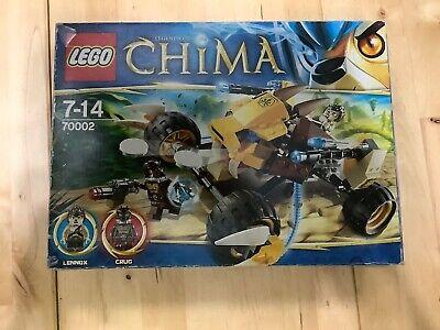 LEGO Legends of Chima Lennox Löwen-Buggy (70002) mit Figuren online kaufen