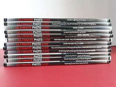 ULTIMATE PHOTO GUIDE * DIGITAL PHOTOGRAPHY SERIES DVD'S Series Digital Photo