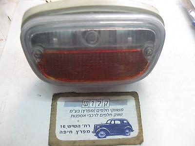 Peugeot 404 Turn Signal lens + Base + Rubber NOS