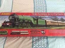 """The flying Scotsman train set """"new"""" Sawtell Coffs Harbour City Preview"""