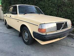 1982 VOLVO 244 GENUINE ONE OWNER REG RWC ! Dandenong Greater Dandenong Preview